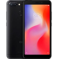 Xiaomi Redmi 6 3GB/64GB Black/Черный Global Version