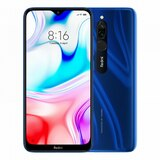 Xiaomi Redmi 8 4/64GB Blue/Синий Global Version
